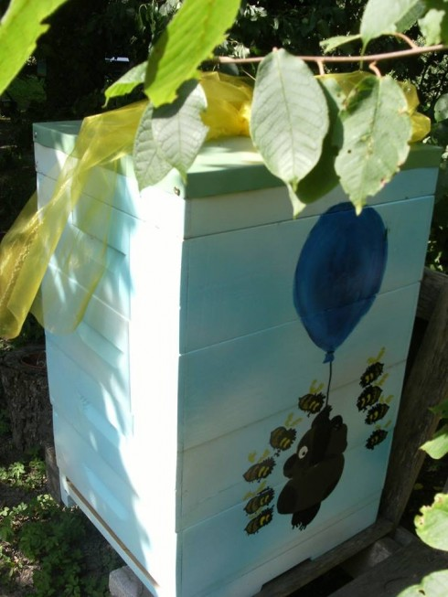 Piedzīvojums bišu dravā