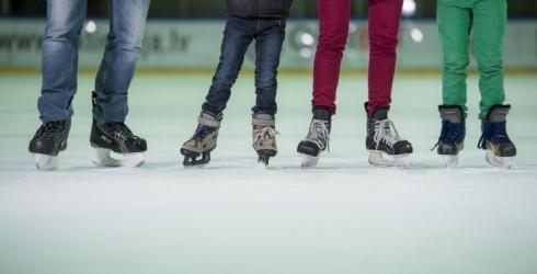 Liepājas Olimpiskā centra ledus halle