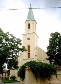St. Catherine Church in Kuldīga