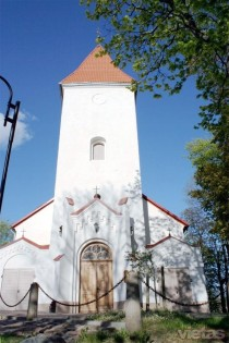 Evangelical Lutheran Church of Talsi
