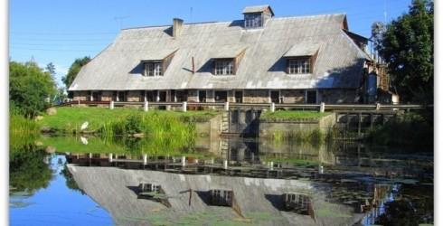 Rideļi Mill