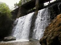 Alekšupītes ūdenskritums