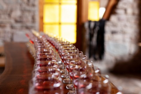 """Vīna degustācija saimniecībā """"Drubazas"""""""