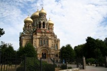 The St. Nicholas Orthodox Maritime Cathedral