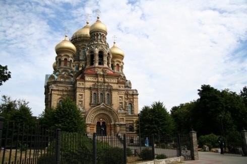 Liepājas Sv. Nikolaja pareizticīgo Jūras katedrāle