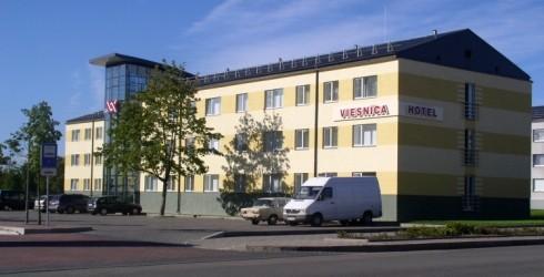 """Olimpiskā centra """"Ventspils"""" viesnīca"""